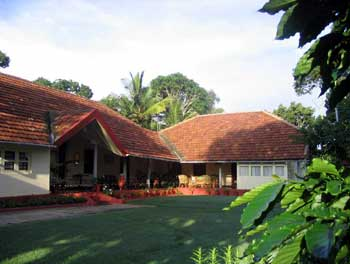 A Homstay in Coorg