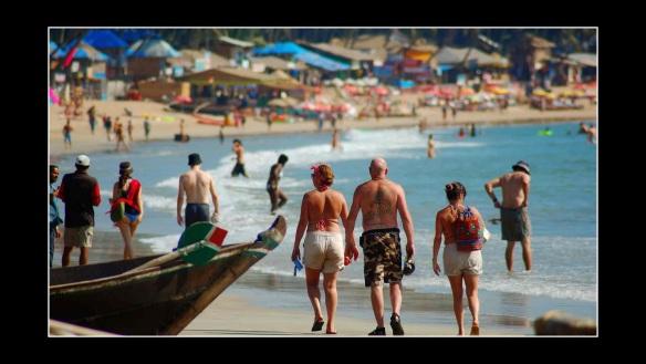 Canacona beach from Nagesh Acharya